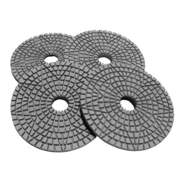 Diamant-Schleifsystem Diacer Hybrid White D 100 mm -Nass und Trocken